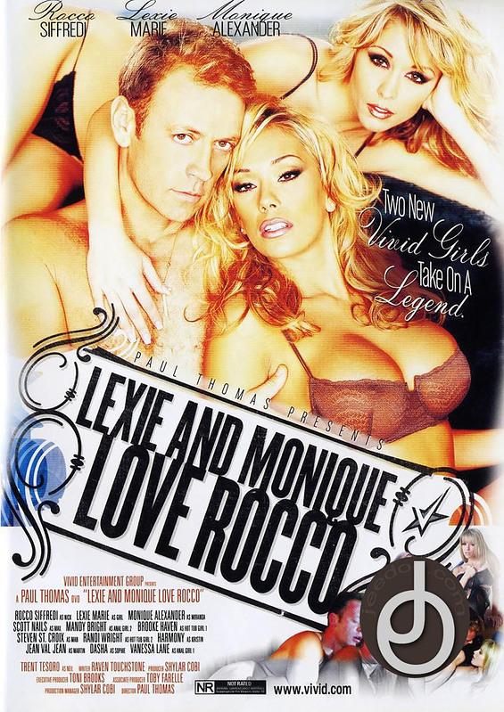 Lexie Monique Love Rocco DVD Image