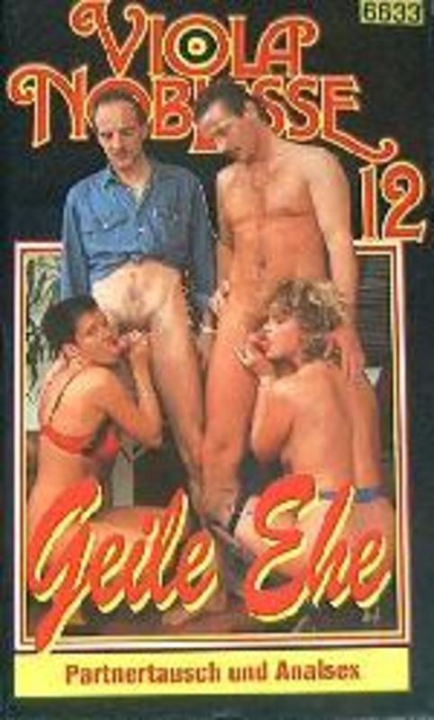 Viola Noblesse 12 - Geile Ehe VHS-Video Image