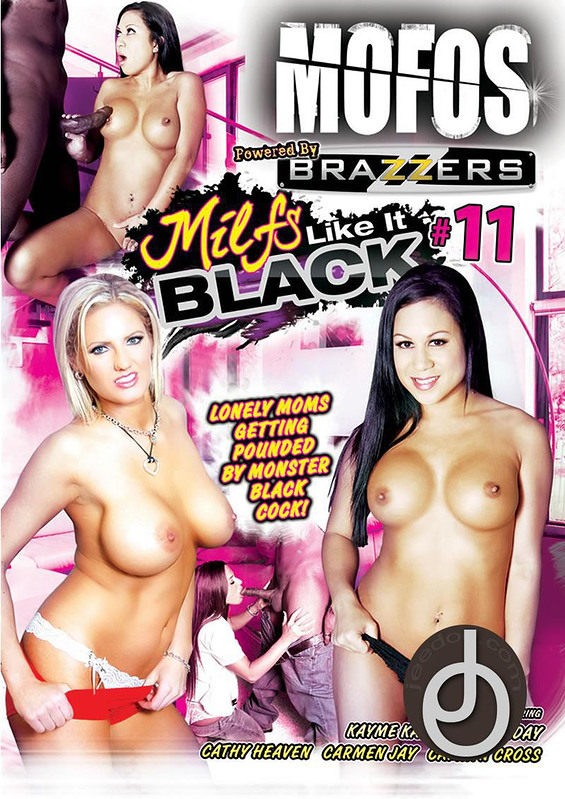 Milfs Like It Black 11 DVD Image