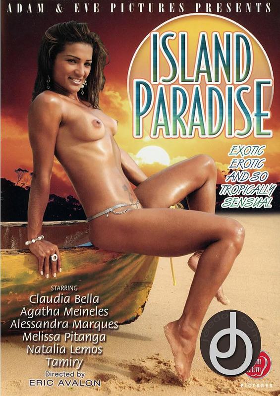 Island Paradise DVD Image